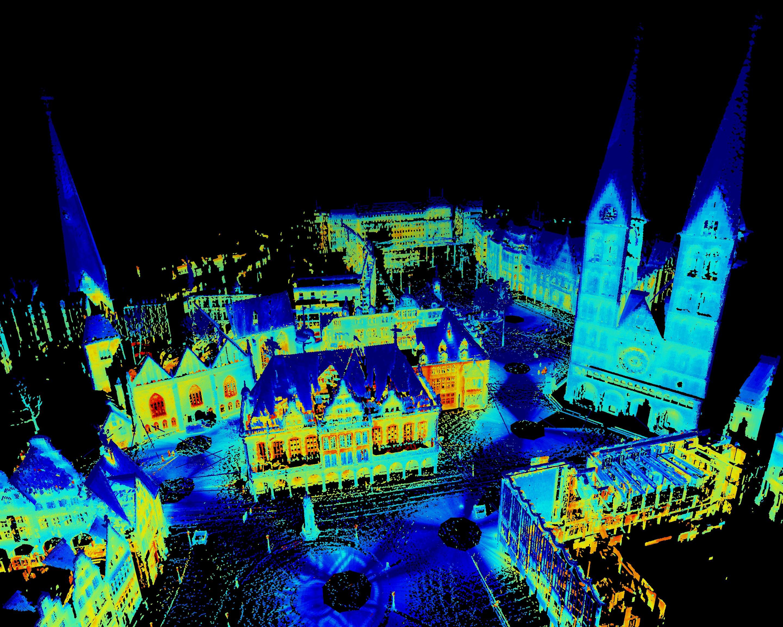3D Scanning & Survey