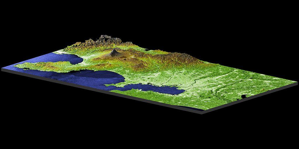 2D/3D Terrain Mapping